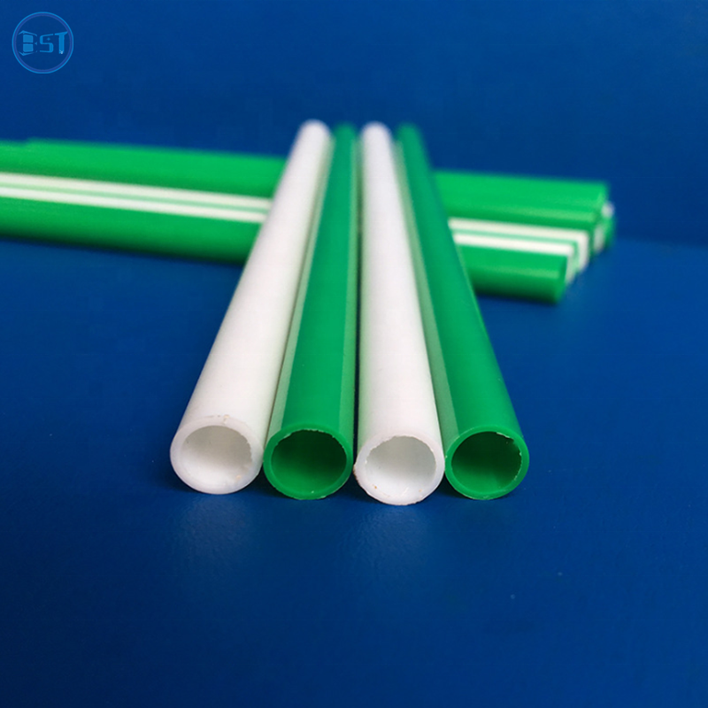 wholesale ABS plastic tube holder /eco-friendly abs toy tubes