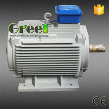 10 kw 200 rpm 3 phase ac low rpm Permanent Magnet Synchronous generator
