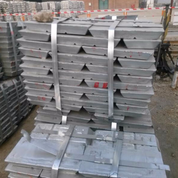 high grade aluminium ingot 99.7% for sale aluminium ingot