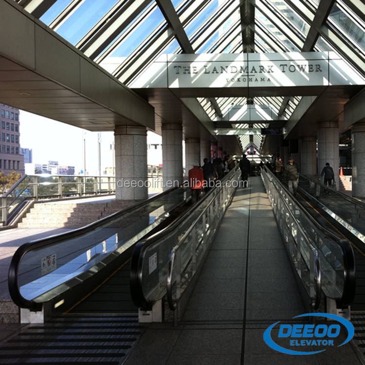 DEEOO Cheap Price Automatic Moving Walkway/Walks for Airport