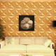 Children Room Decoration Embossed Relief Modern 3D Wall Panel