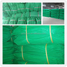 100% virgin HDPE safety net fall protection