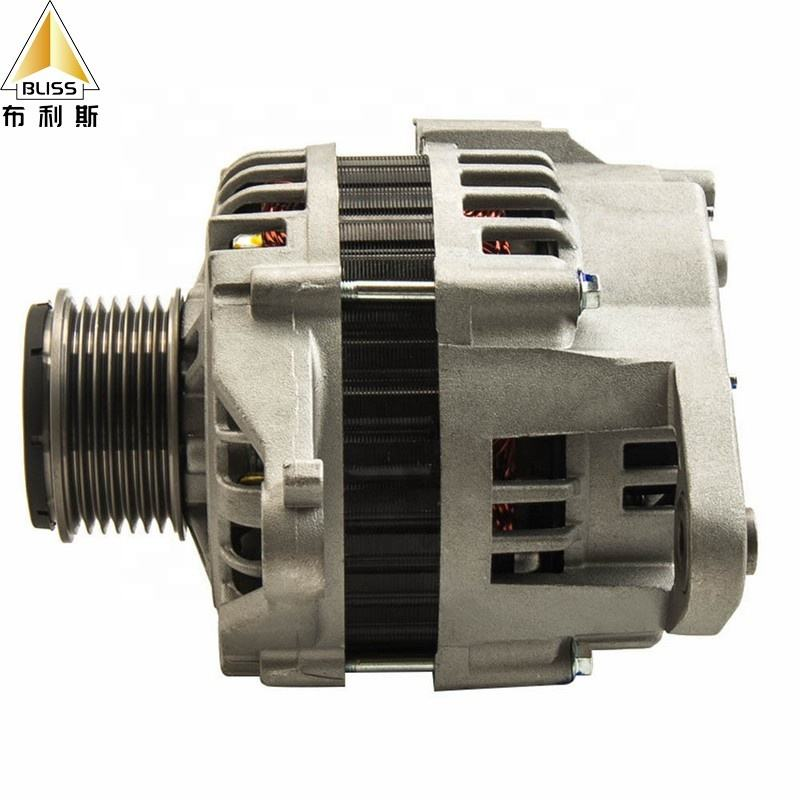 8 chino al por mayor de la fábrica de mini 12V alternador 3kw