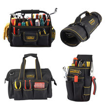 nylon canvas leather polyester tool belt rolling roll up folding toolbag garden electrician waist tool bag eva tool bag bag for