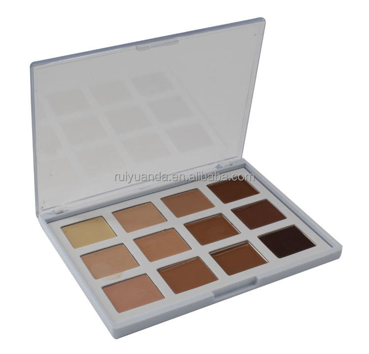 Private Label Make Concealer Foundation 12 Kleur Concealer Contour Palette
