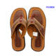 rw28839 new design men italian PU leather slippers sandals