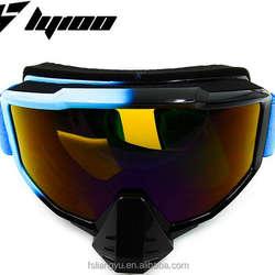 Best Seller Detachable Nose Guard Motocross Goggles