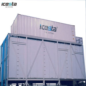 Icesta Commercial ice factory containerized ice plant