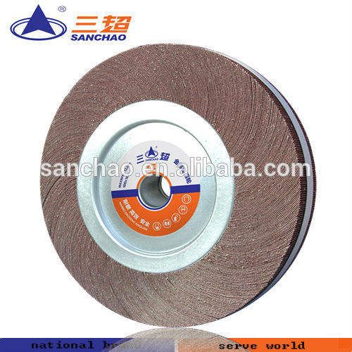 leather polishing wheels / cotton wheel