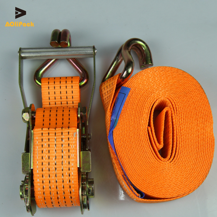 Factory directly cargo lashing strap for Container