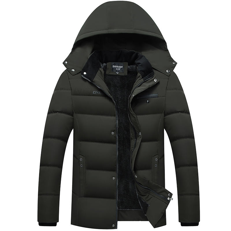Sample Down Jacket Designs Outdoor Customs Track Fleece Men's Coat Winter Custom Life Jacket