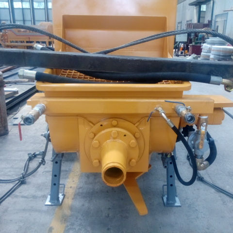 used concrete pump