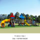 New Design playground for disabled Children,Plastic Outdoor Play games