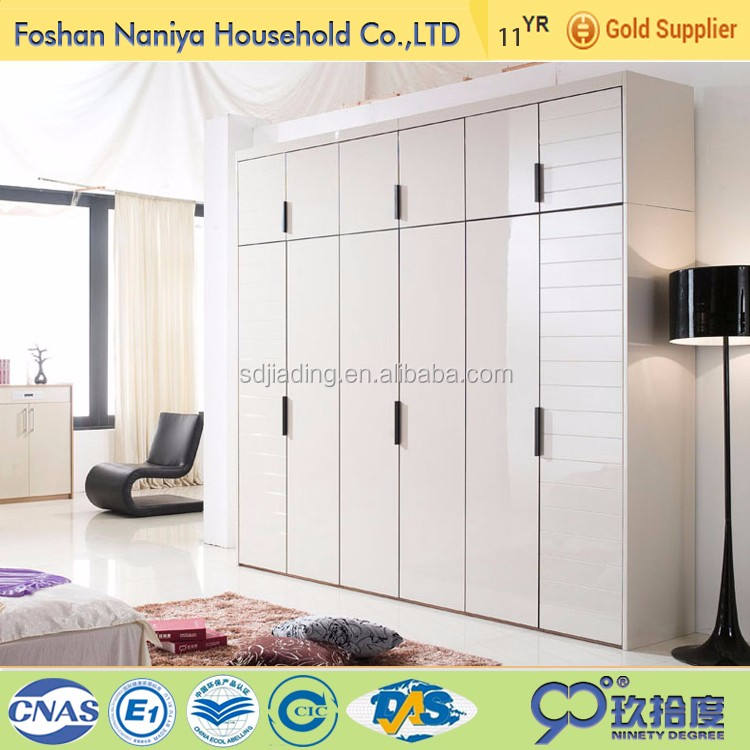 Bedroom furniture parts industrial style furniture for prefabricate house