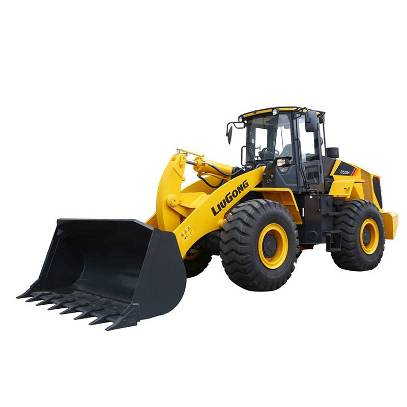 Earth Moving Loader New 5 ton LiuGong 856H 3cbm Wheel Loader CLG856 Hot Sale In Peru