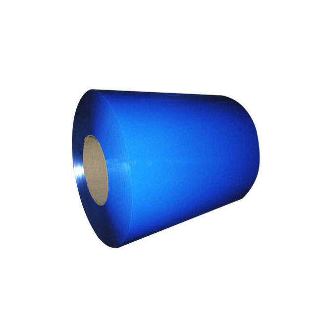 5052 Coloured Painted Roll Coated Aluminum Coil