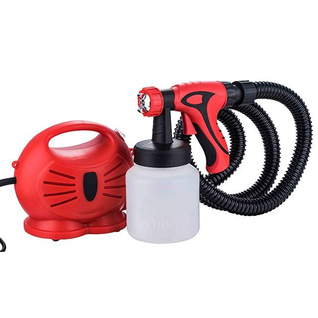 Factory price automatic 650W HVLP electric spray paint coatings gun