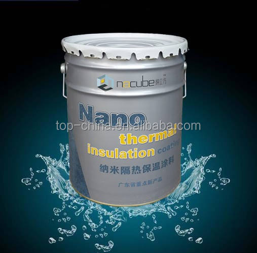 high quality Nano Coating Thermal Insulation Building Outer Wall Paint