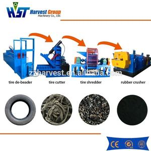 european technology waste tyre recycling plant