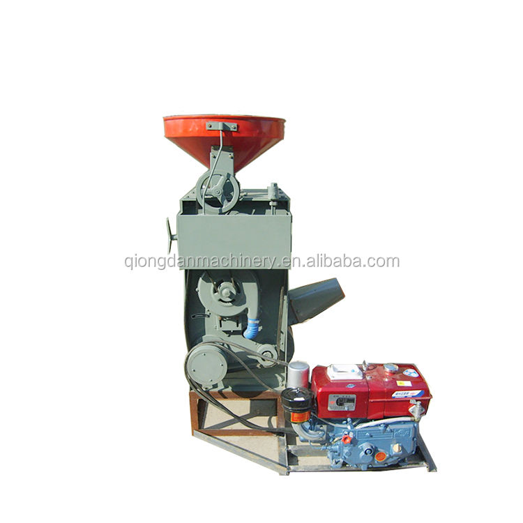 Full automatic complete sets paddy rice mill machine rice milling and polishing machine Rice destone machine