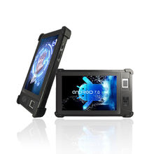 HFSecurity HF-FP08 Rugged Industrial Portable Windows Android Biometric Fingerprint Scanner Free sdk ISO14443 Type A B