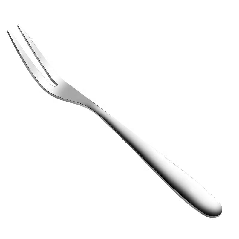 Hot family restaurants use 304 stainless steel fruit forks