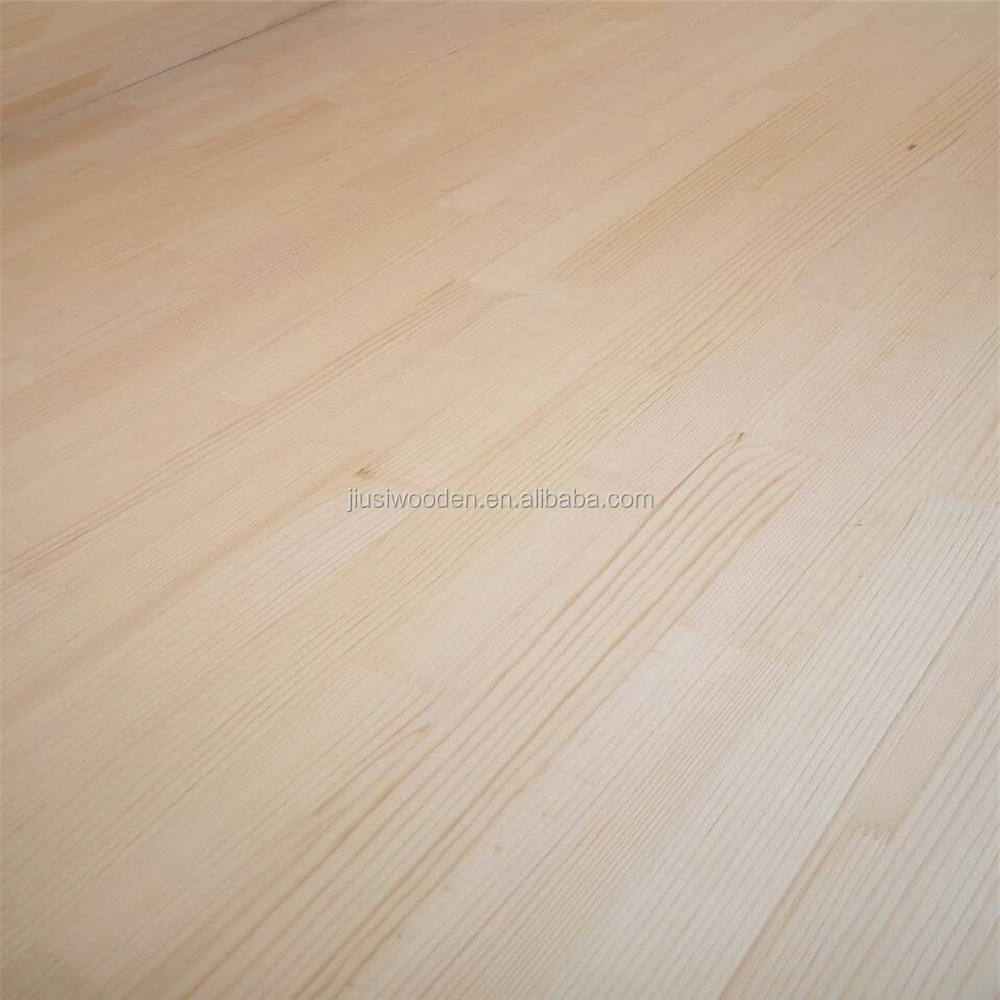 Trade Assurance Good Quality pine finger jointed board/pine edge glued panel From China Manufacturer