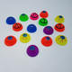 Wholesale TPR Material Colorful Jump Popper Ball