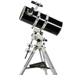 professional Giant astronomical telescope high resolution reflector telescope with equatorial mount WT 800203 EQ