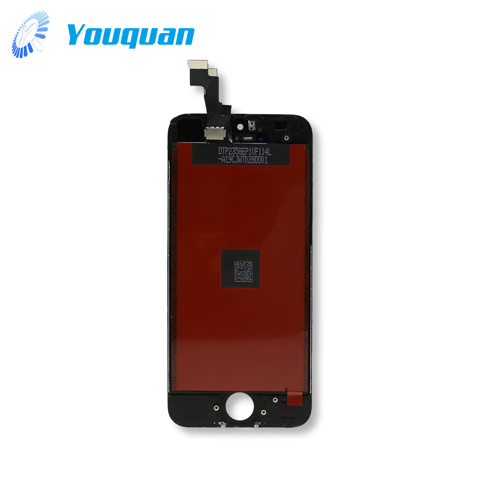 high quality lcd screen for iphone 5 5s 5c lcd touch screen digitizer