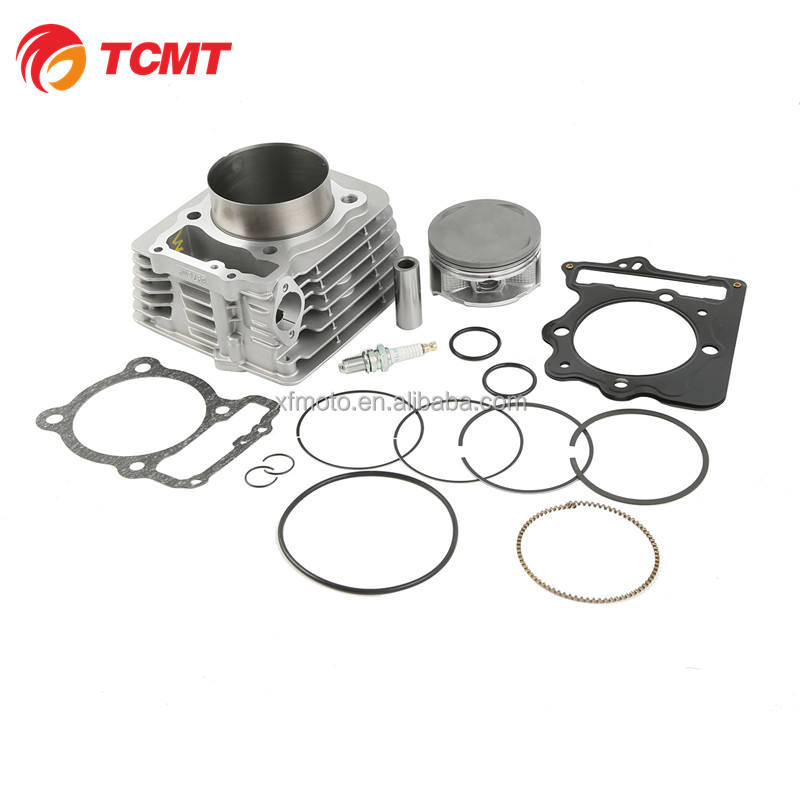 TCMT XF121616 89mm 440cc Big Bore Cylinder Piston Gasket Kit For Honda Sportrax TRX400EX 99-08