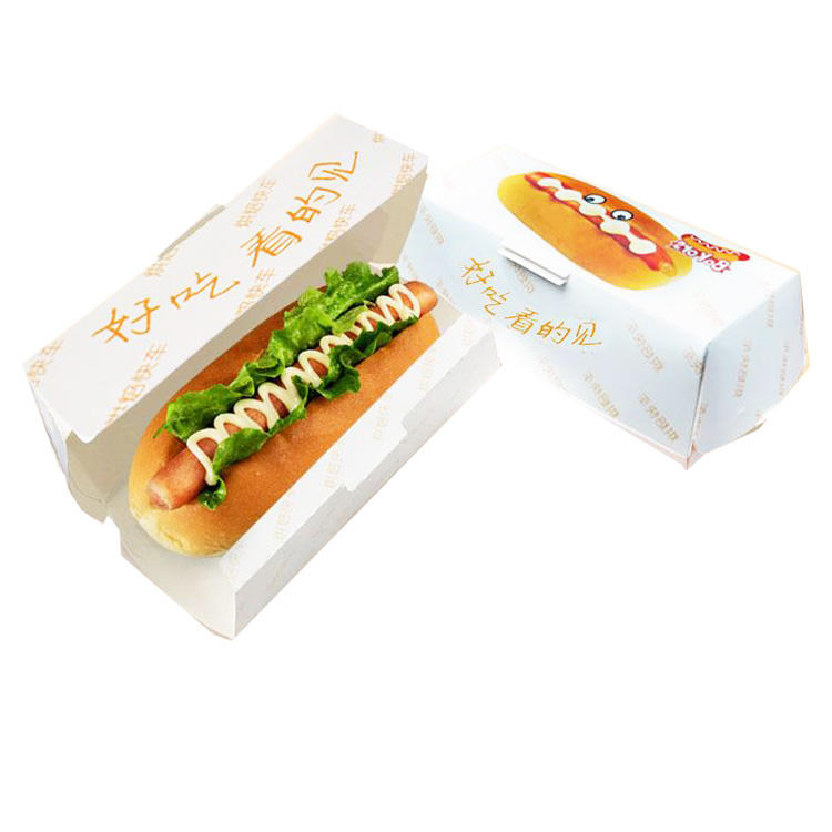 Ordine All'ingrosso Ambientale Nuovi Prodotti Hot dog food packaging