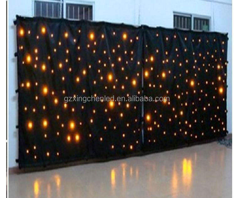 The best seller on Alibaba Led backdrop stage design/led backdrop light/led backdrop curtain