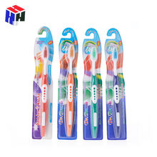 Classic Design Adult Plastic Toothbrush Suppliers