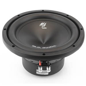 10 inch double magnet car audio subwoofer 12v spl subwoofer 12 inch speaker audio for car