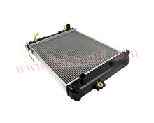 Forklift part water cooling aluminum hydraulic radiator used for T6/C240,H234B2-10002AL