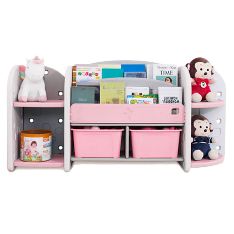 Baby book shelf plastic baby book shelf children bookshelf