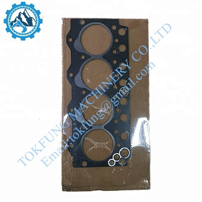 HIGH QUALITY EXCAVATOR GASKET HEAD FOR 6202-12-1810 6202121810 4D95 D20A-6 EC50ZSB