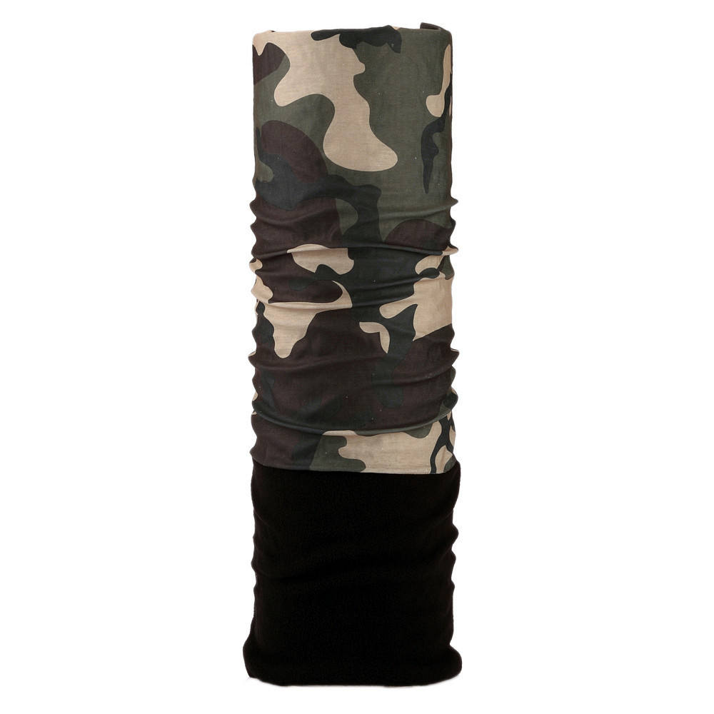 Camo bandana multifunctional polar fleece bandana