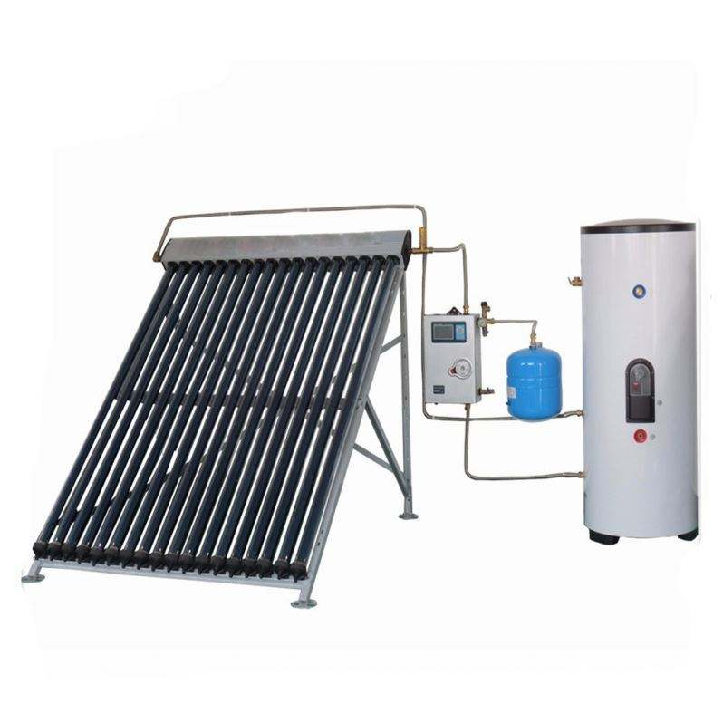 YIDE Thermosyphon (Passive) Heating System and Split Connection Type Solar Water Heater