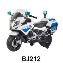 Licenced BMW R1200 RT- P kids electric bike police motorcycle children motorcycle