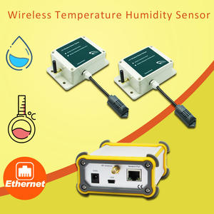 Wireless Temperature Humidity Sensor greenhouse control systems
