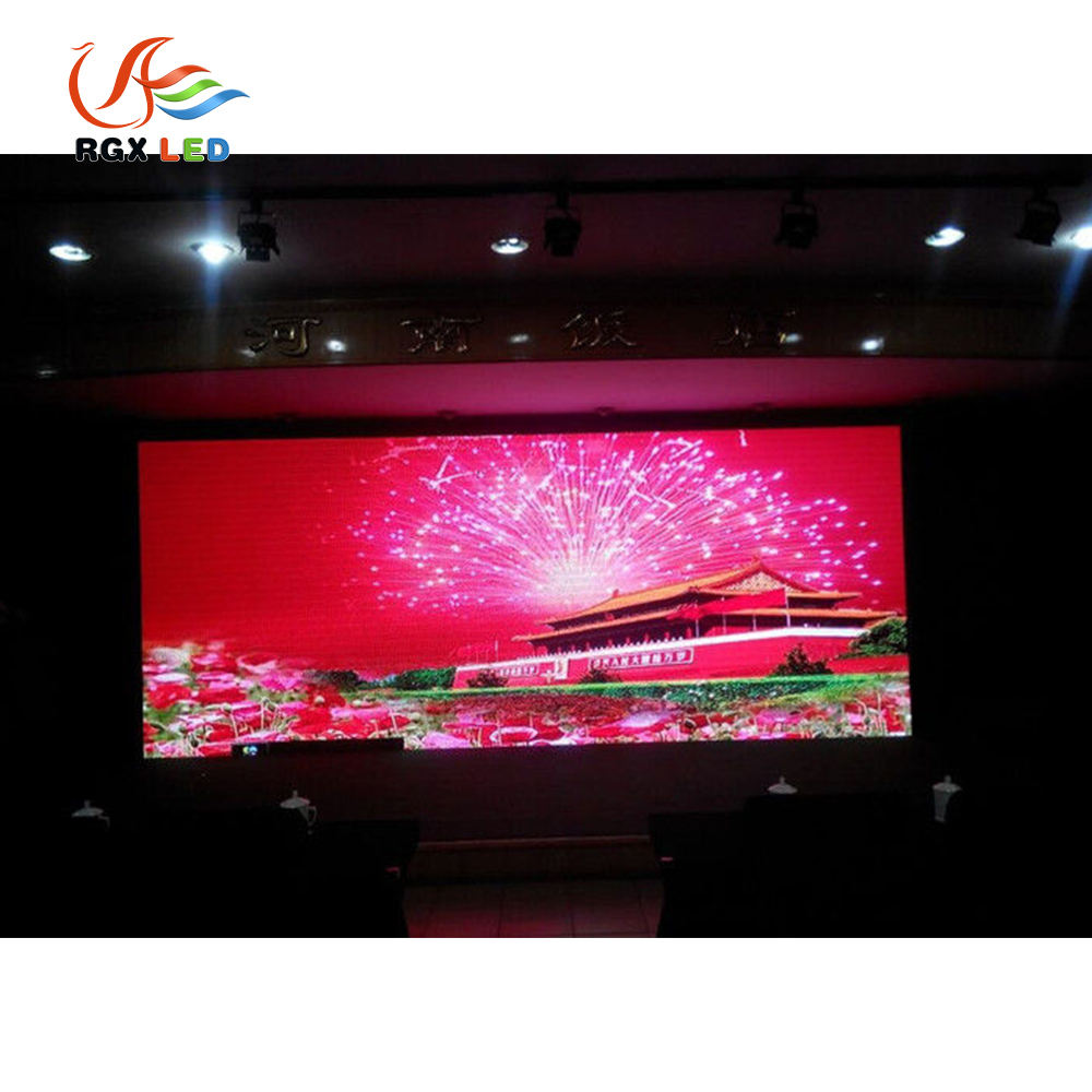 Nieuwe Collectie P4 Indoor Led Display Pantallas Led Para Publicity Comercial Led Display