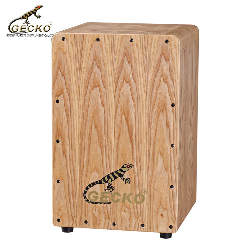 Handmade Cajon Percussion Box drum set Natural/ash Wooden Drum,high-end series for adult use playing,musical instruments