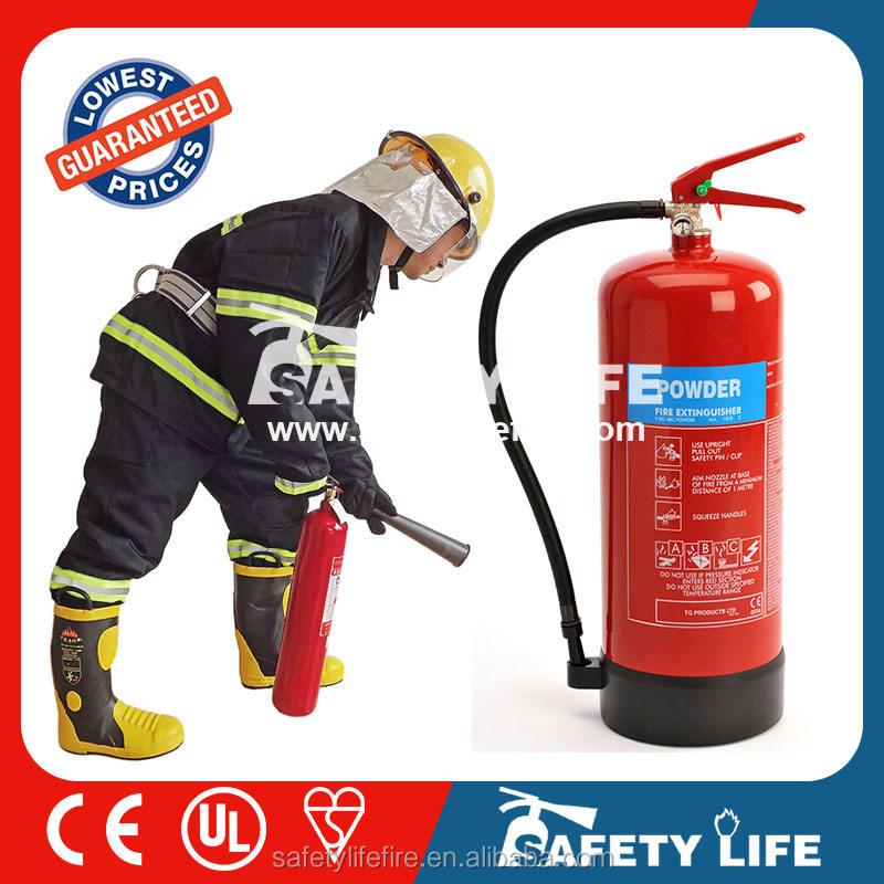 Haute qualité lutte contre l'incendie utilisé pompiers Anti feu costume