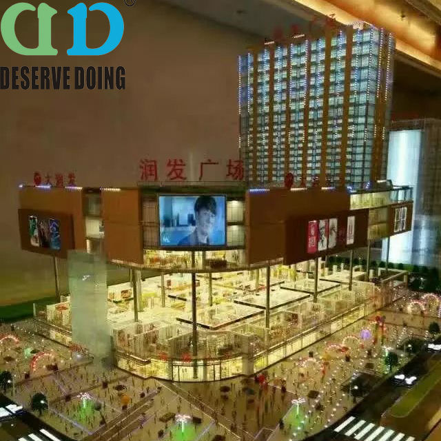 TOP selling Model architectural design /Store model design/custom made scale models architecture model design