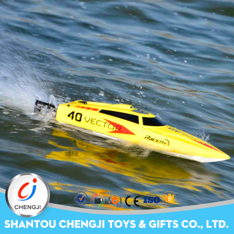 High speed good power professional r c jet boats for sale