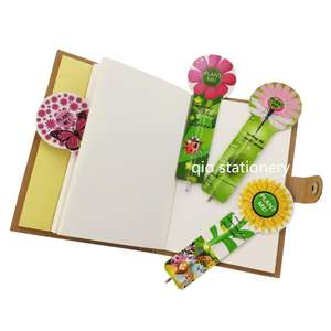 new creative eco friendly plantable seed bookmark ball pen