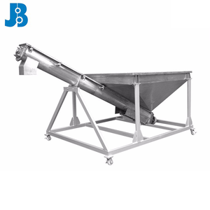 OEM custom 3 meters automatic feed screw conveyor/auger screw lifting machine