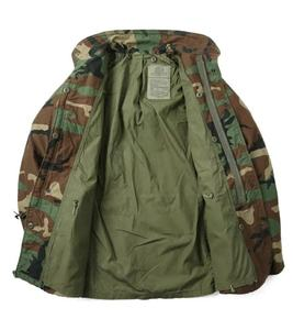 Wholesale Rip-stop Polyester/Cotton Warm Coat M65 Military Jacket